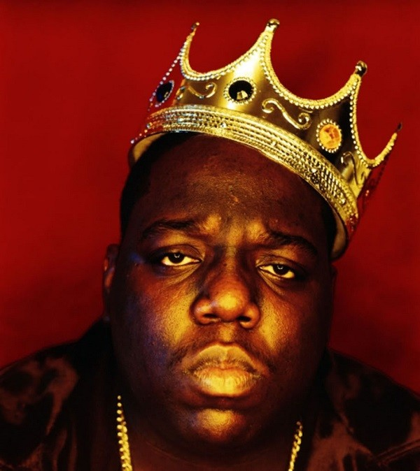 Notorious B.I.G. Rapping My Favorite Song – Juicy – Live 1995
