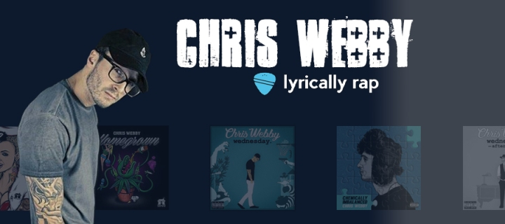 Let's Get Into The Raw Thoughts Of Chris Webby