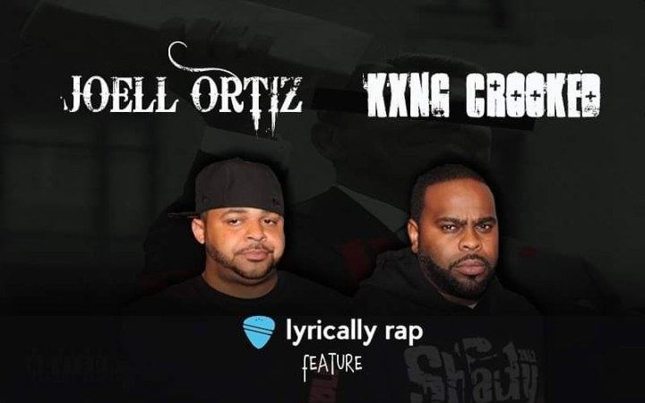 KXNG Crooked and Joell Ortiz!H.A.R.D.