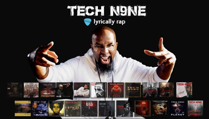 Tech N9NE: Hip Hop Royalty
