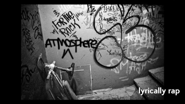 Atmosphere: Living Legends