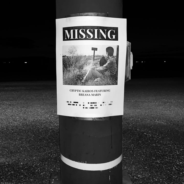 "New Single by Cryptic Kairos ""Missing"""