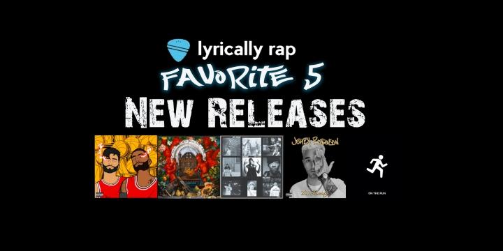 Lyrically Rap's Favorite 5 New Lyrical Hip Hop Tracks – August 2020 Week4