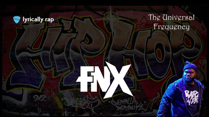 "New Album Drop FNX: ""The Universal Frequency"""