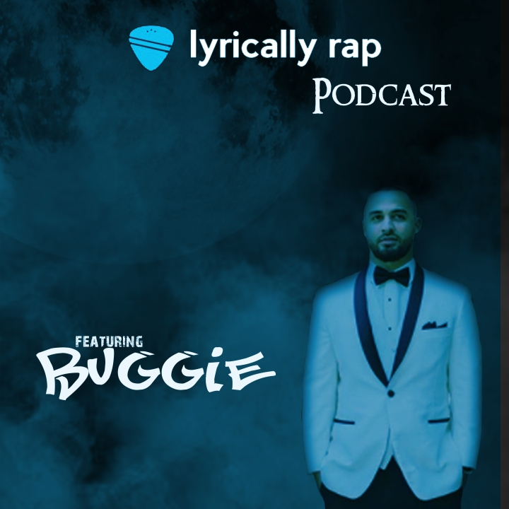 Buggie on Lyrically Rap's Podcast! The Only Place You Can Hear a Sneak Peak from his Upcoming Jarren BentonCollab!