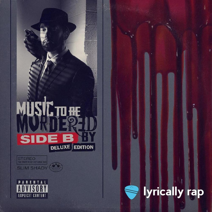 "Eminem Drops ""Surpise"" Album: Music to be Murdered By Side B"