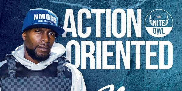 St. Louis Legend Nite Owl Drops New Album: Action Oriented