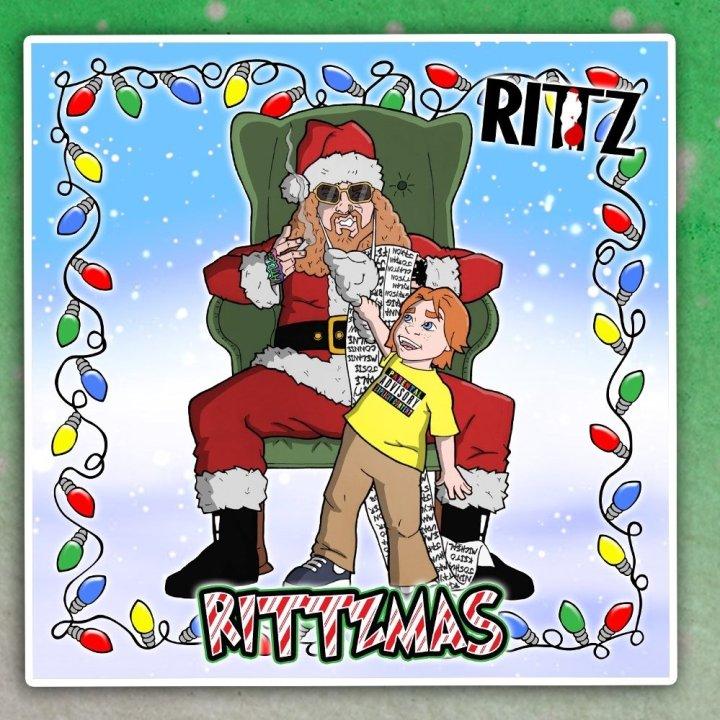 Rittz Drops Amazing Christmas Album:Rittzmas