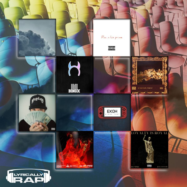 Lyrically Rap New Releases for Feb 19th
