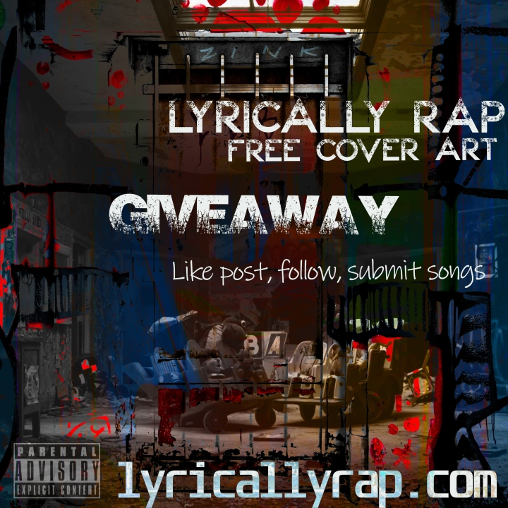 "Lyrically Rap Free Album/Track Release Cover Art Giveaway- ""School of Hard Knocks"""