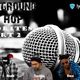 Indie/Underground Hip Hop: My Favorite Artists Part 2
