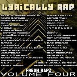 Lyrically Rap Presents: Fresh Rapz Vol. 4 Playlist On Spotify